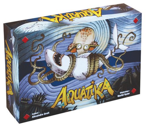 Aquatika game